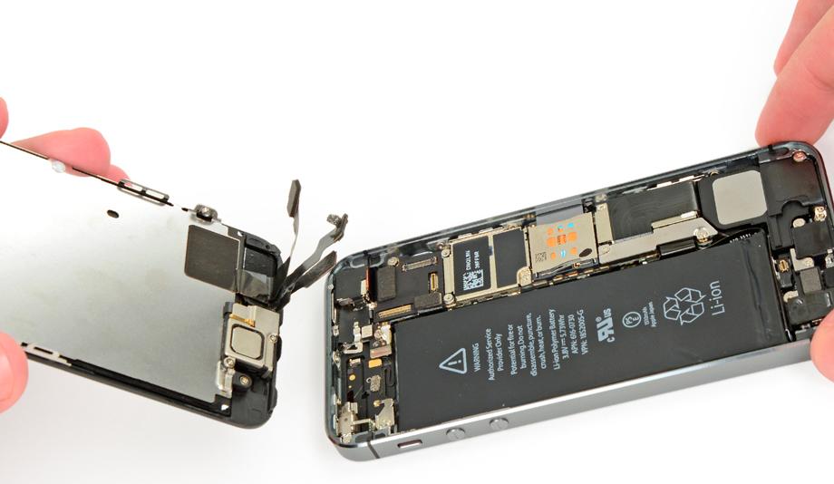 Замена стекла на iphone 3 своими руками